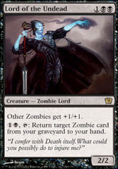 Lord of the Undead on Channel Fireball