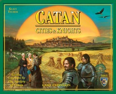 Catan: Cities & Knights on Channel Fireball