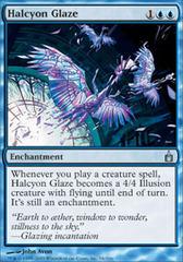 Halcyon Glaze