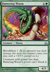 Battering Wurm