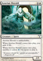 Azorius Herald on Channel Fireball