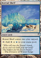 Boreal Shelf on Ideal808
