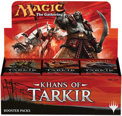Magic Khans of Tarkir (KTK) Booster Box