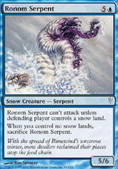 Ronom Serpent