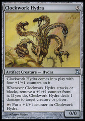Clockwork Hydra