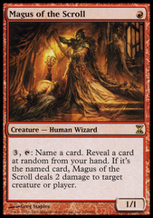 Magus of the Scroll