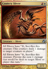 Cautery Sliver on Channel Fireball