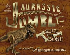 Jurassic Jumble, Chaotic Game of Switching Dinosaur Bones