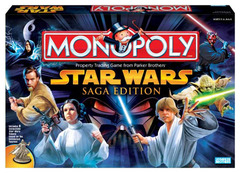 Monopoly - Star Wars: The Saga