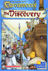 Carcassonne: The Discovery (OOP)