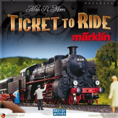 Ticket to Ride: Marklin Edition on Channel Fireball