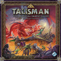 Talisman Revised 4th Edition on Channel Fireball
