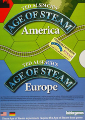 Age of Steam Expansion: America / Europe