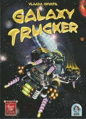 Galaxy Trucker Board Game on Channel Fireball