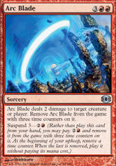 Arc Blade on Channel Fireball