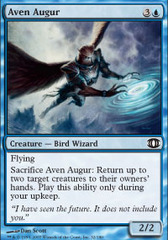 Aven Augur on Channel Fireball
