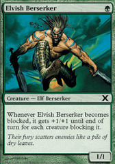 Elvish Berserker