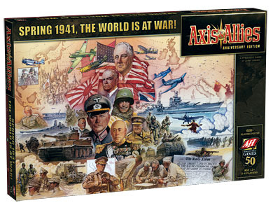 Axis & Allies Anniversary Edition