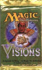 Visions Booster Pack