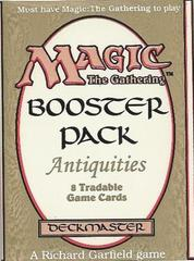Antiquities Booster Pack on Channel Fireball