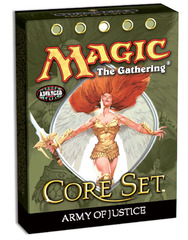 9th Edition Army of Justice Theme Deck