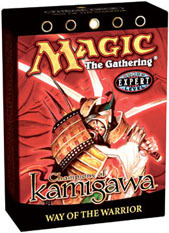 Champions of Kamigawa Way of the Warrior Precon Theme Deck on Ideal808
