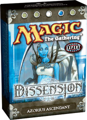 Dissension Azorius Ascendant Precon Theme Deck