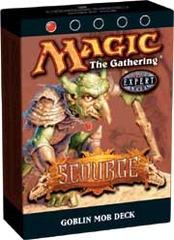 Scourge Goblin Mob Precon Theme Deck