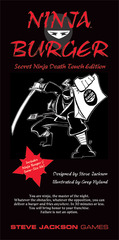 Ninja Burger - Secret Ninja Death Touch Edition
