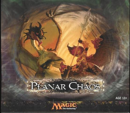 Planar Chaos Fat Pack