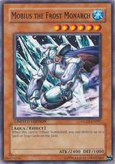 Mobius the Frost Monarch - GLD2-EN007 - Common - Limited Edition on Channel Fireball