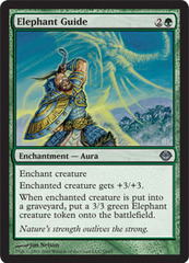 Elephant Guide on Channel Fireball