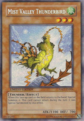 Mist Valley Thunderbird - HA01-EN004 - Secret Rare - Limited