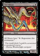 Clot Sliver - Foil on Channel Fireball