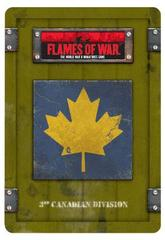 3rd Canadian Division Gameing Set