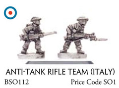 Anti-Tank Rifle Team (Italy)