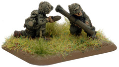 Parachute Bazooka Teams - Infantry, Support Weapons