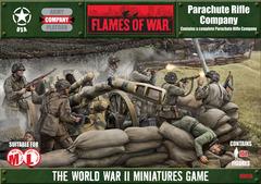 Parachute Rifle Company - Platoon Box Sets B