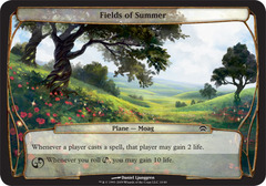 Fields of Summer on Channel Fireball