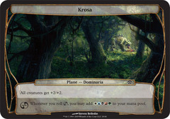 Krosa on Channel Fireball