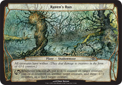 Raven's Run on Channel Fireball