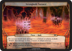 Stronghold Furnace on Channel Fireball