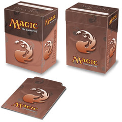 Ultra Pro Mountain Red Mana Symbol Deck Box