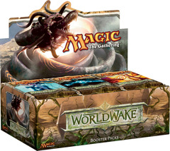 Worldwake Booster Box on Channel Fireball