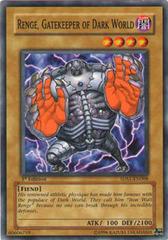 Renge, Gatekeeper of Dark World - 5DS1-EN008 - Common - 1st Edition