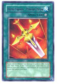 Divine Sword - Phoenix Blade - CP04-EN008 - Rare - Promo Edition