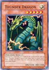 Thunder Dragon - DB2-EN058 - Common - Unlimited Edition