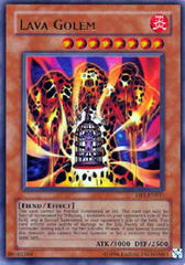 Lava Golem - DR1-EN051 - Ultra Rare - Unlimited Edition