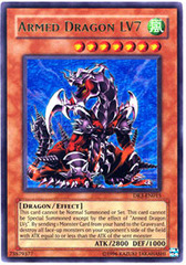 Armed Dragon LV7 - DR3-EN015 - Ultra Rare - Unlimited Edition on Channel Fireball