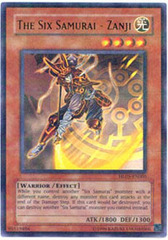 The Six Samurai - Zanji - HL05-EN005 - Parallel Rare - Promo Edition on Channel Fireball